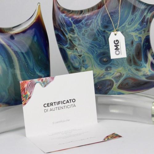 Zertifikat Muranoglas