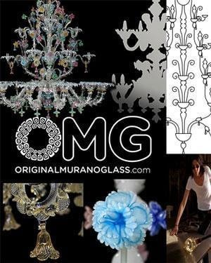 murano glass chandelier customized deisgners