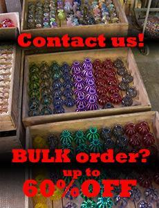 bulk order discount murano glass