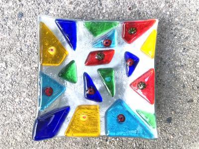 ムラノグラス灰皿