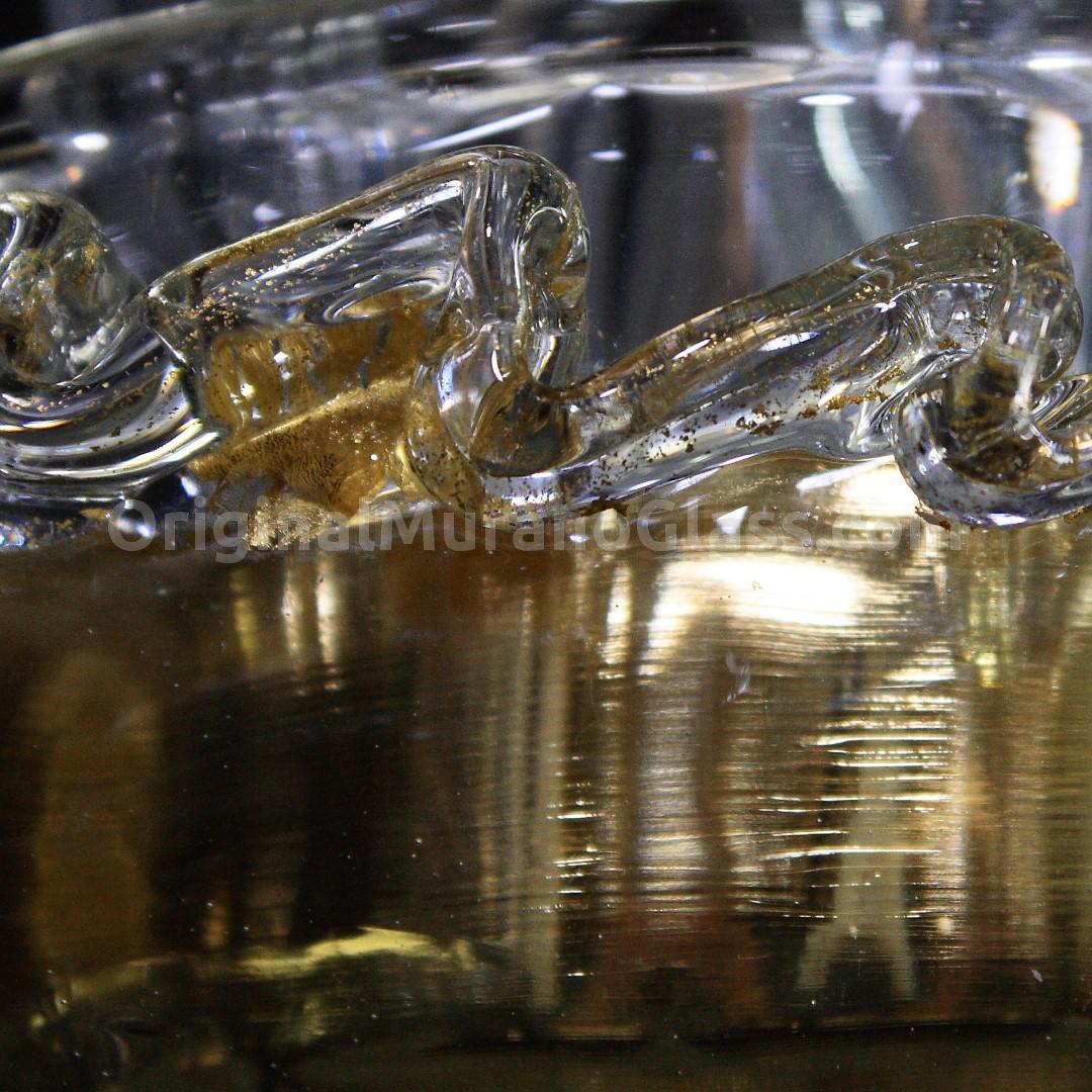 Chandelier Ninfea - Floral - Murano Glass