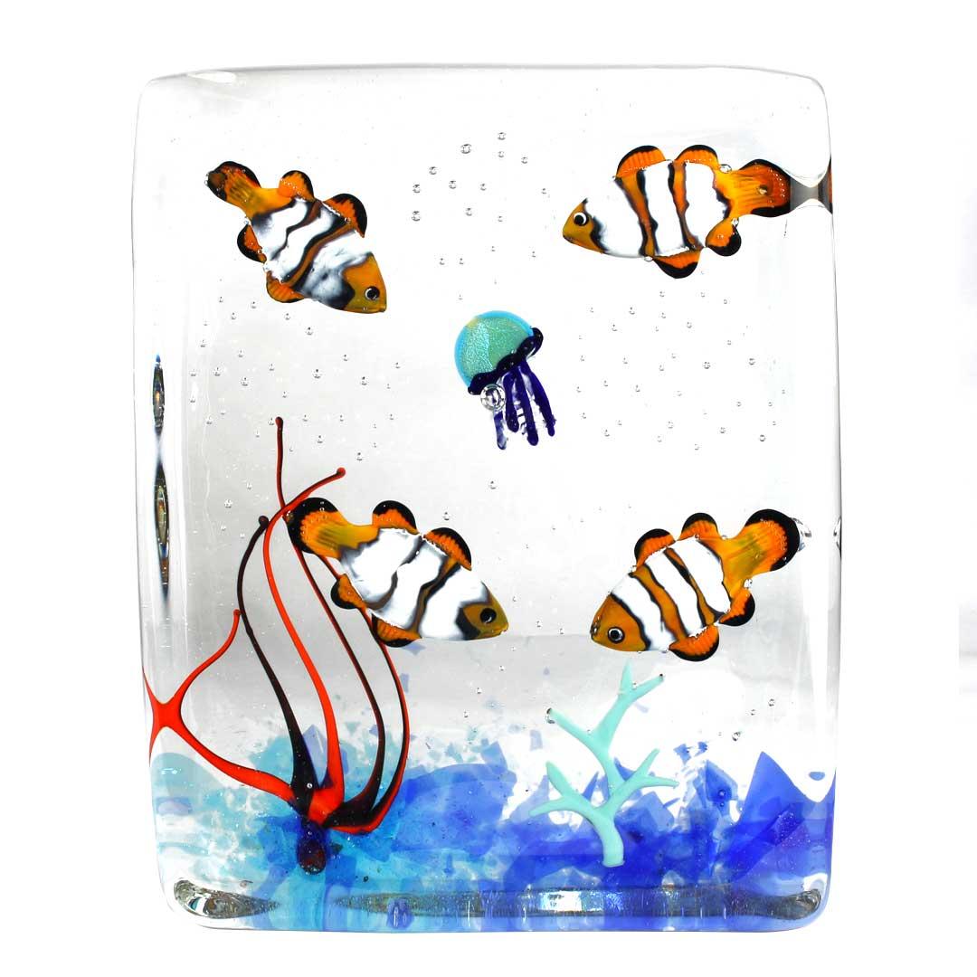 アクアリウムストーン - ムラーノガラス