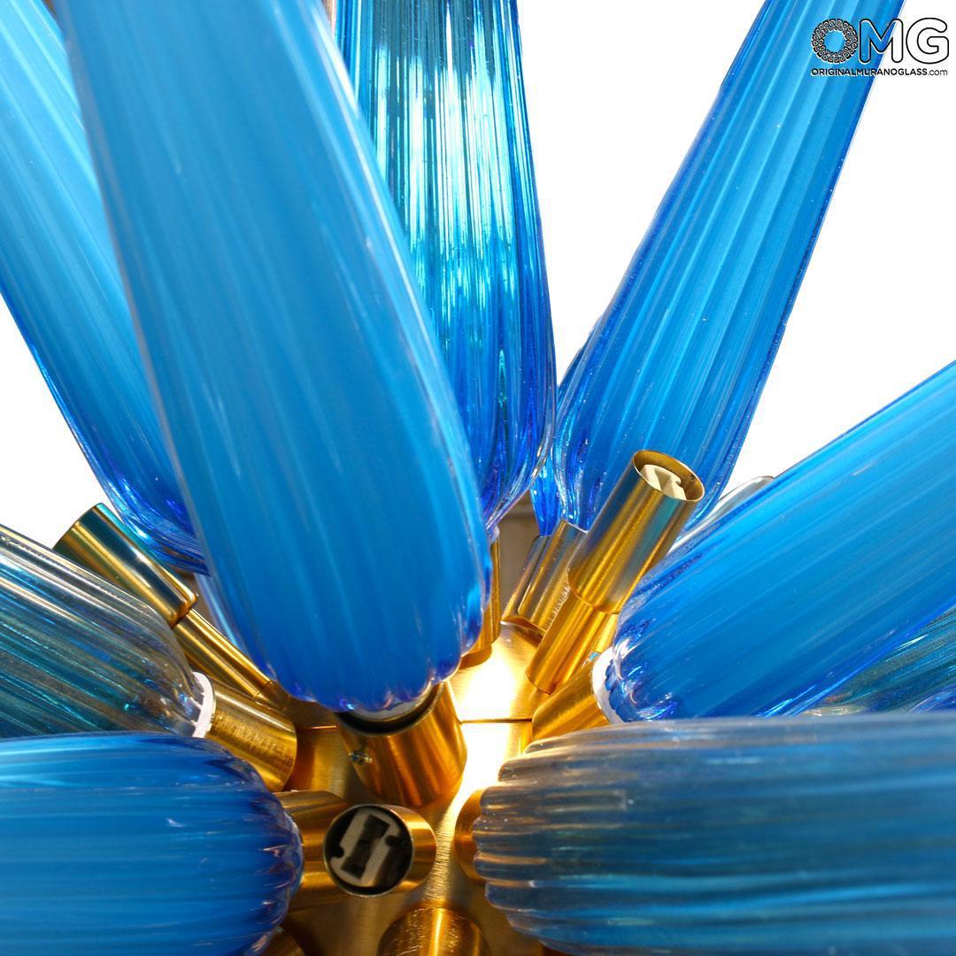 Artic Star Modern Chandelier - 16 Lights - Original Murano Glass OMG