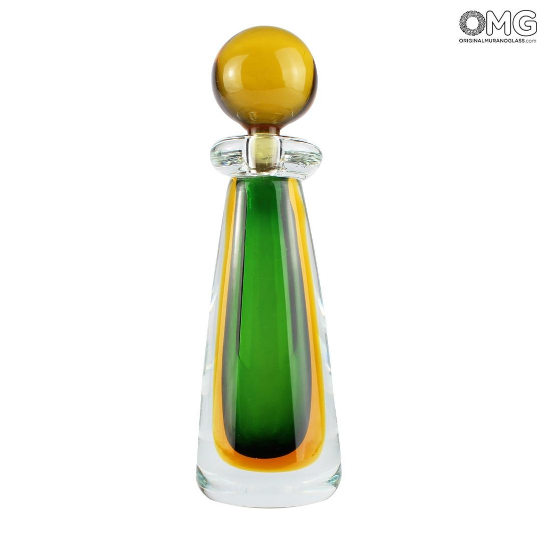 Bottle Serenella - Sommerso - Original Murano Glass OMG