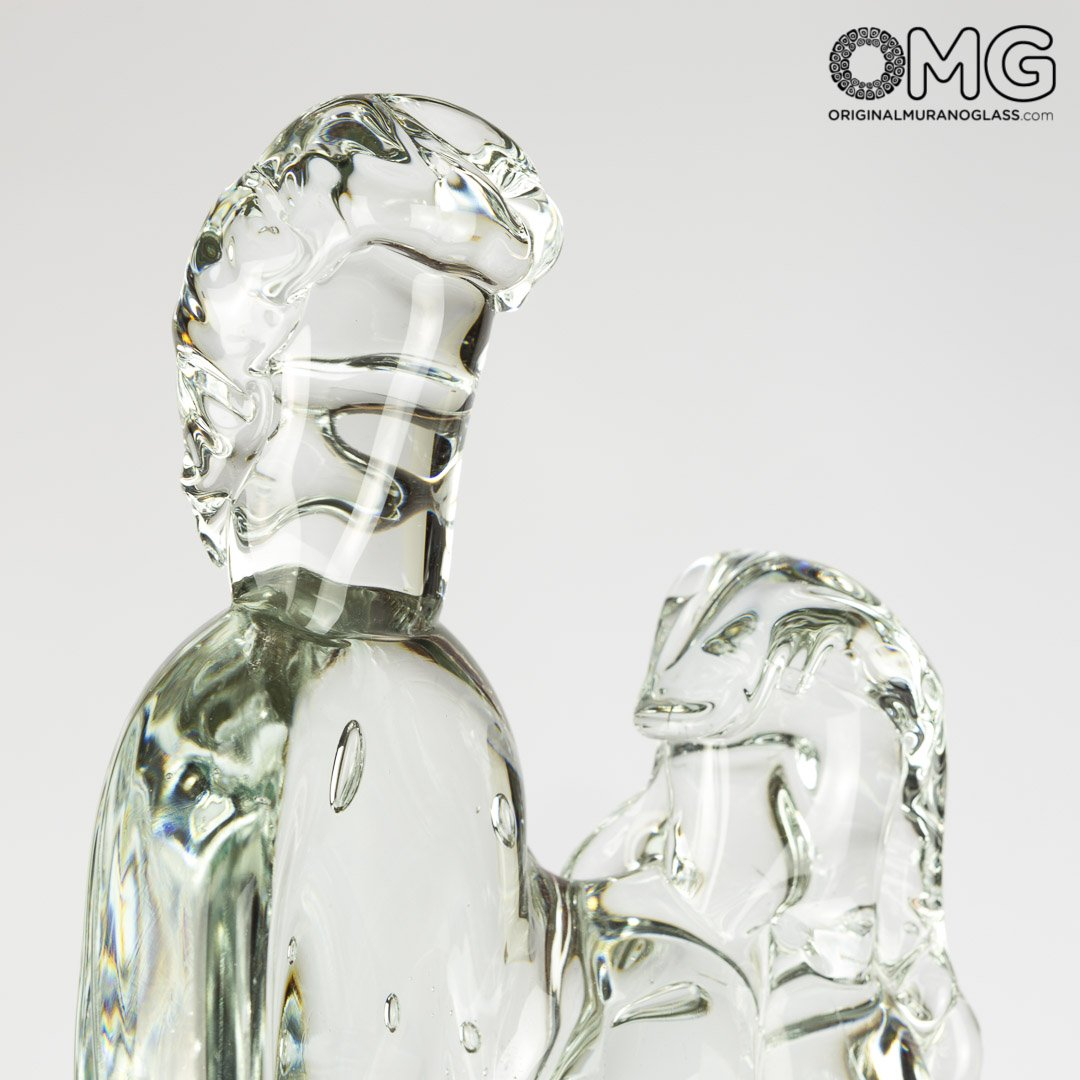 Family in Love - Original Murano Glass