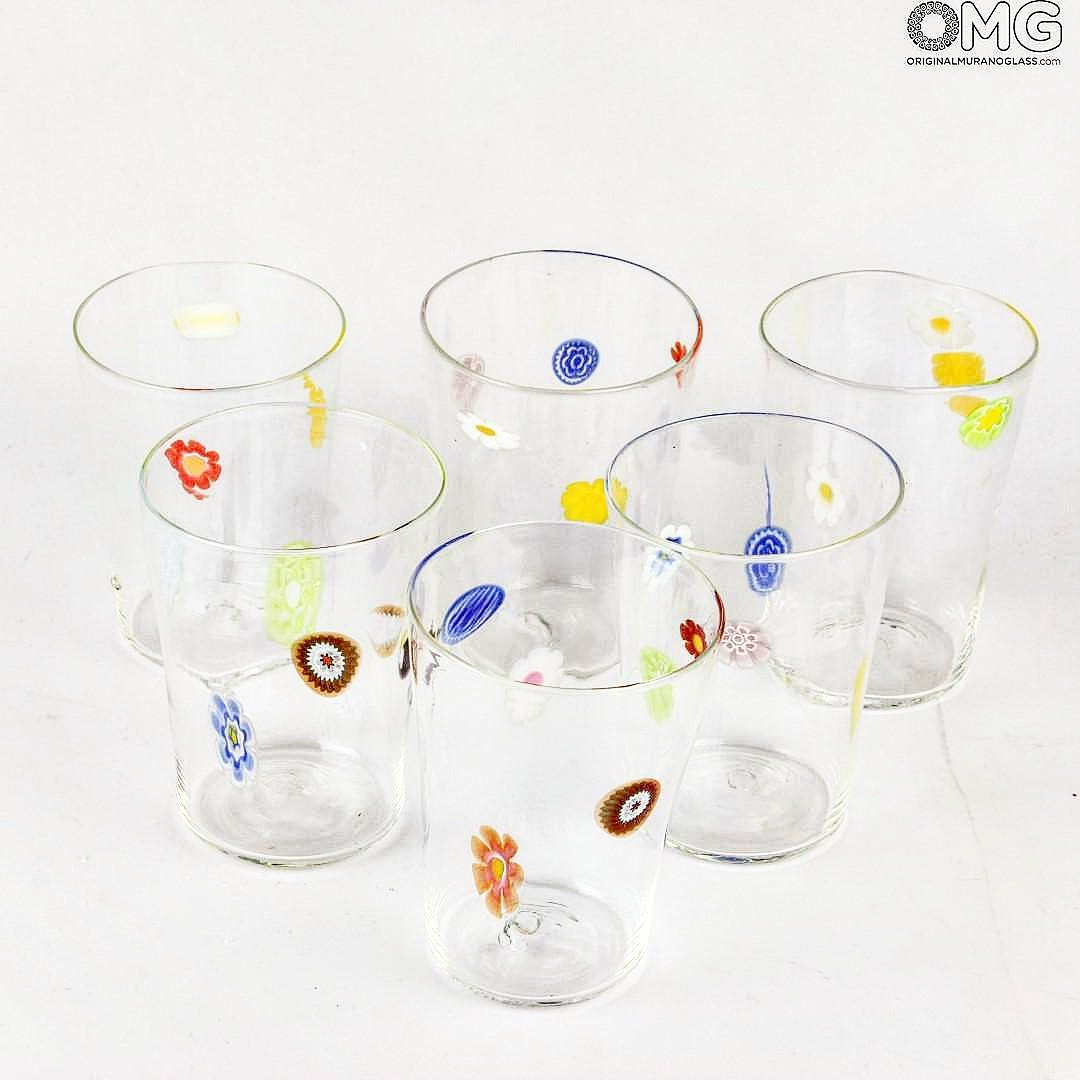 Sale Offers And Discounts Set Of 6 Drinking Glasses