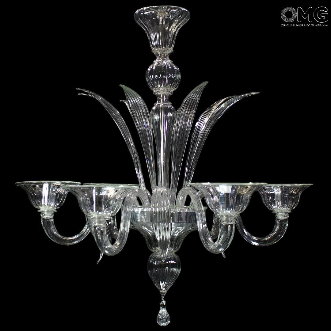 Chandelier Crociferi - Lance - Murano Glass