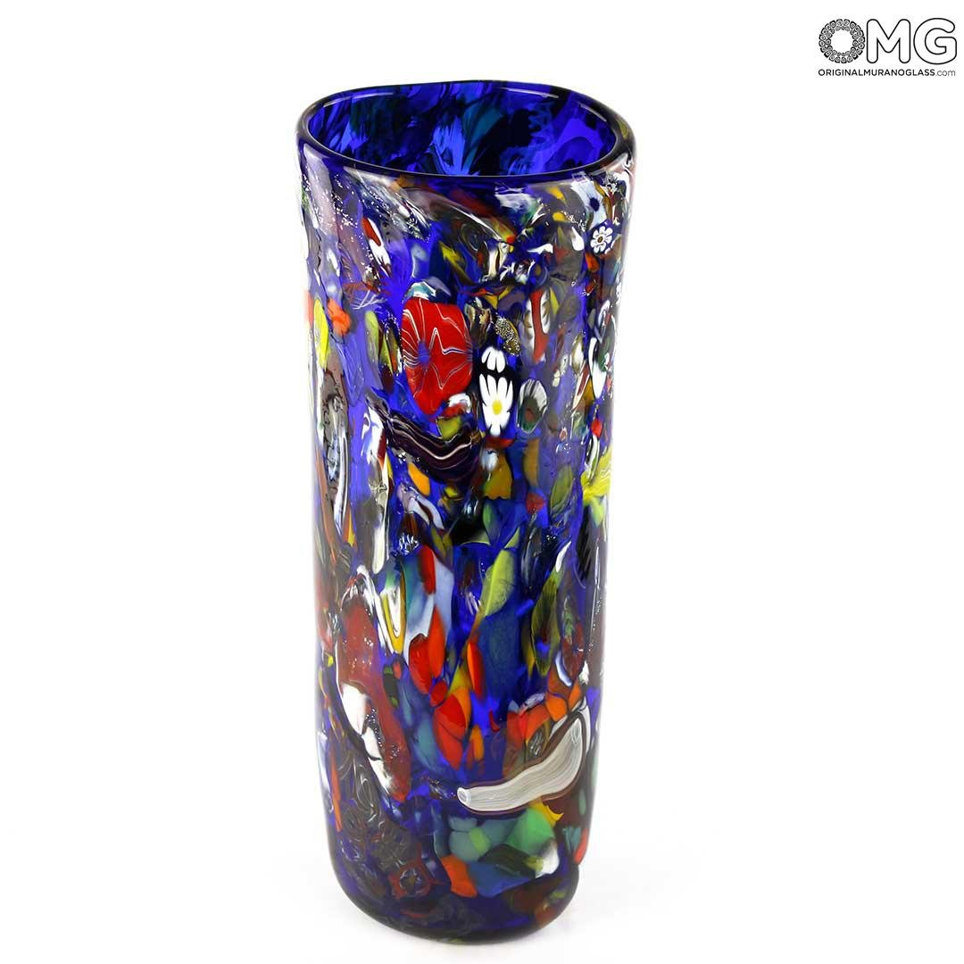 Matisse Vase - Multicolor - Original Murano Glass OMG