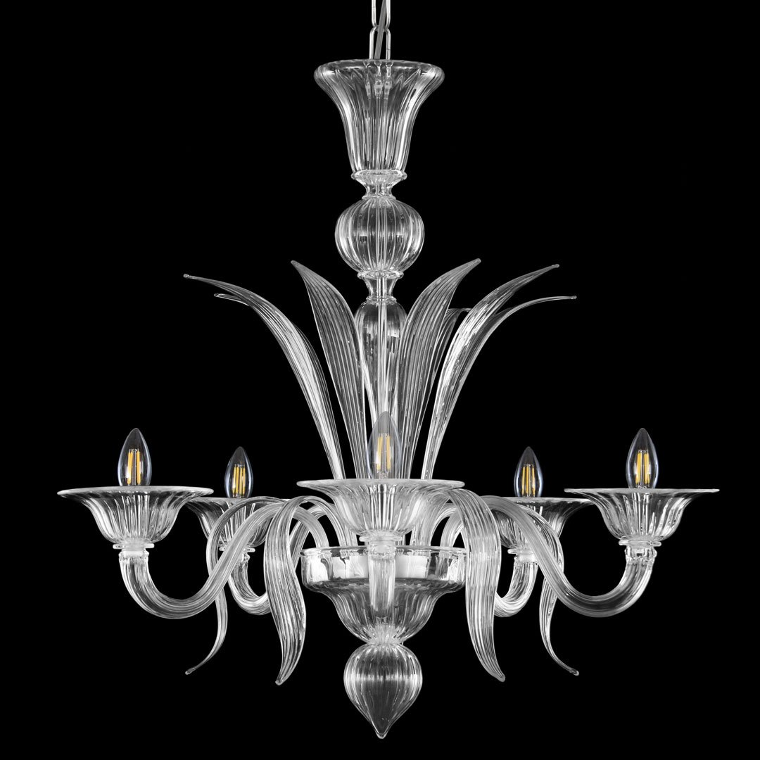 Chandelier Mazzini - Lance - Original Murano Glass