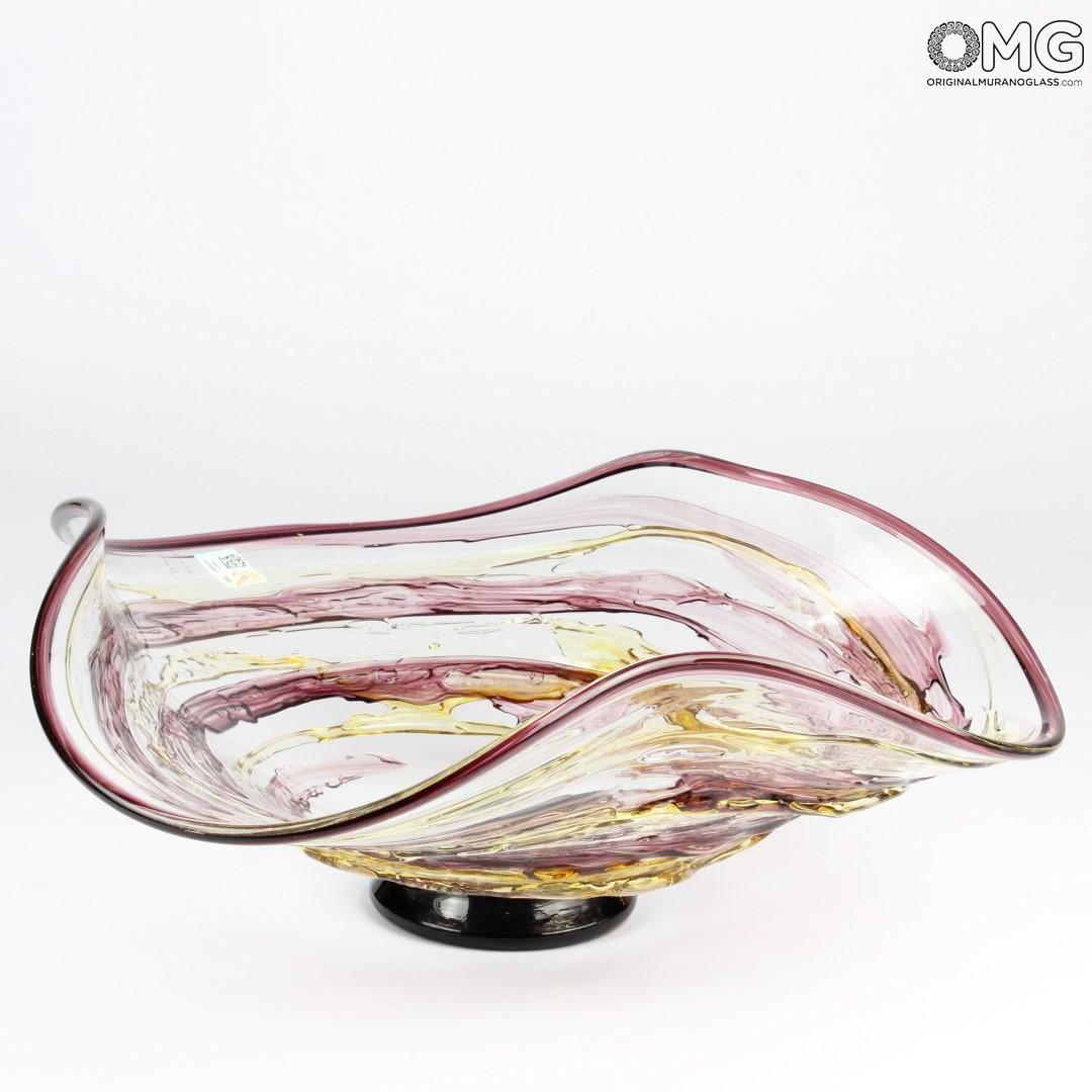 Декоративная чаша Кир - Original Murano Glass
