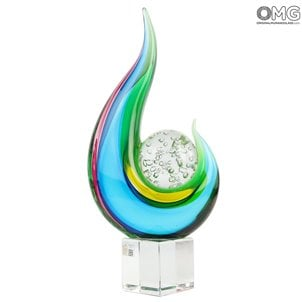 abstract_original_murano_glass_submerged_sculpture_1