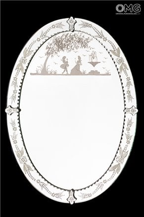 أغسطس _mirror_original_murano_glass_1