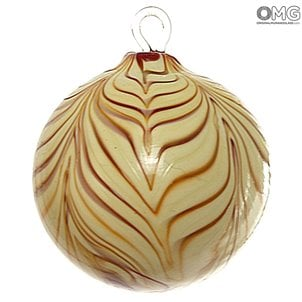 bard_white_christmas_ball_murano_glass_new