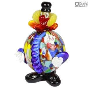 blow_fat_clown_murano_glass_omg_multicolor_1