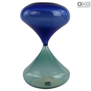 blue_cobalt_murano_glass_hourglass_1