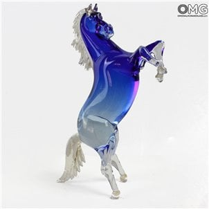 blue_horse_murano_glass