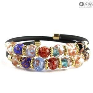bracelet_double_round_beeds_murano_glass_5