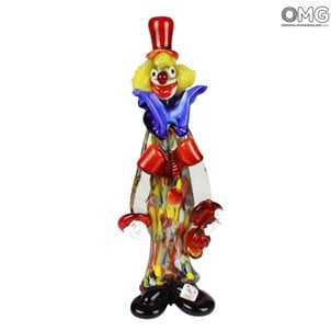 comics_blow_drunk_clown_murano_glass_omg_1