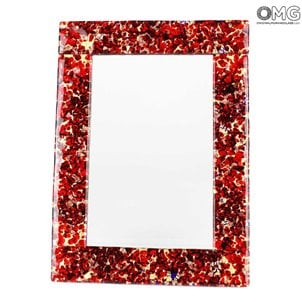 cornice_photoframe_murano_glass_omg_gold_red2