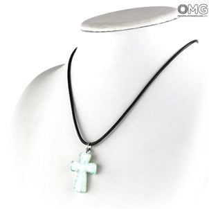 cross_light_blue_silver_decoration_murano_glass_2
