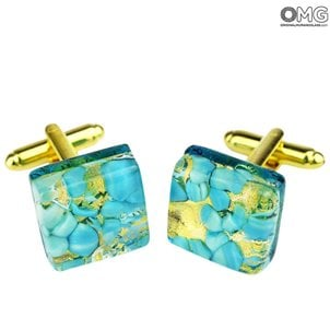 cufflinks_light_blue_murano_glass_gold_finiture_2