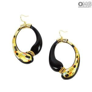earring_klimt_original_murano_glass_omg_gift298