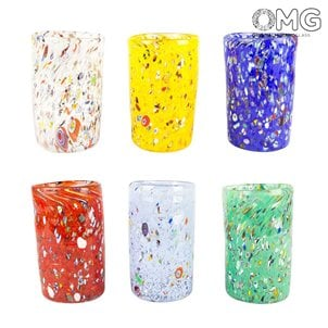 glass_tumblers_original_murano_glass_mix_colors