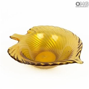 leaf_centerpiece_murano_glass