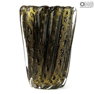 monolite_vase_black_original_murano_glass_1
