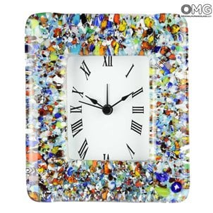 multicolor_arlecchino_light_blue_table_watch_murano_glass