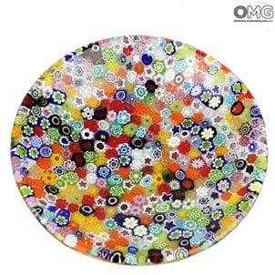 murano_millefiori_plate_murano_glass_multicolor