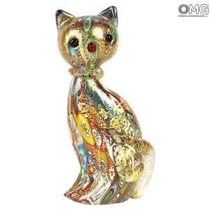 omg_original_murano_glass_cat_with_millefiori