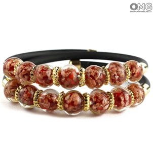 bracelet_ rouge_beeds_murano_glass_4