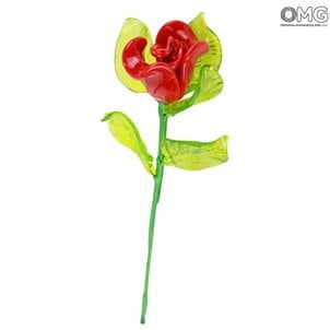 rose_venetian_glass_omg_murano_red_rosa_omg