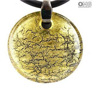 round_pendant_gold_murano_glass_1