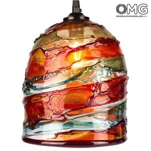 suspensão_red_sbruffy_style_original_murano_glass_1