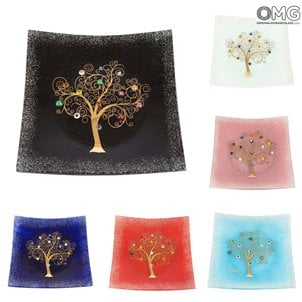 tree_of_life_plate_wave_square_millefiori