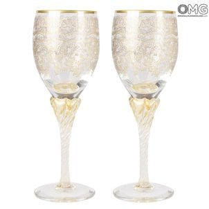 wine_barocco_flute_murano_glass_couple