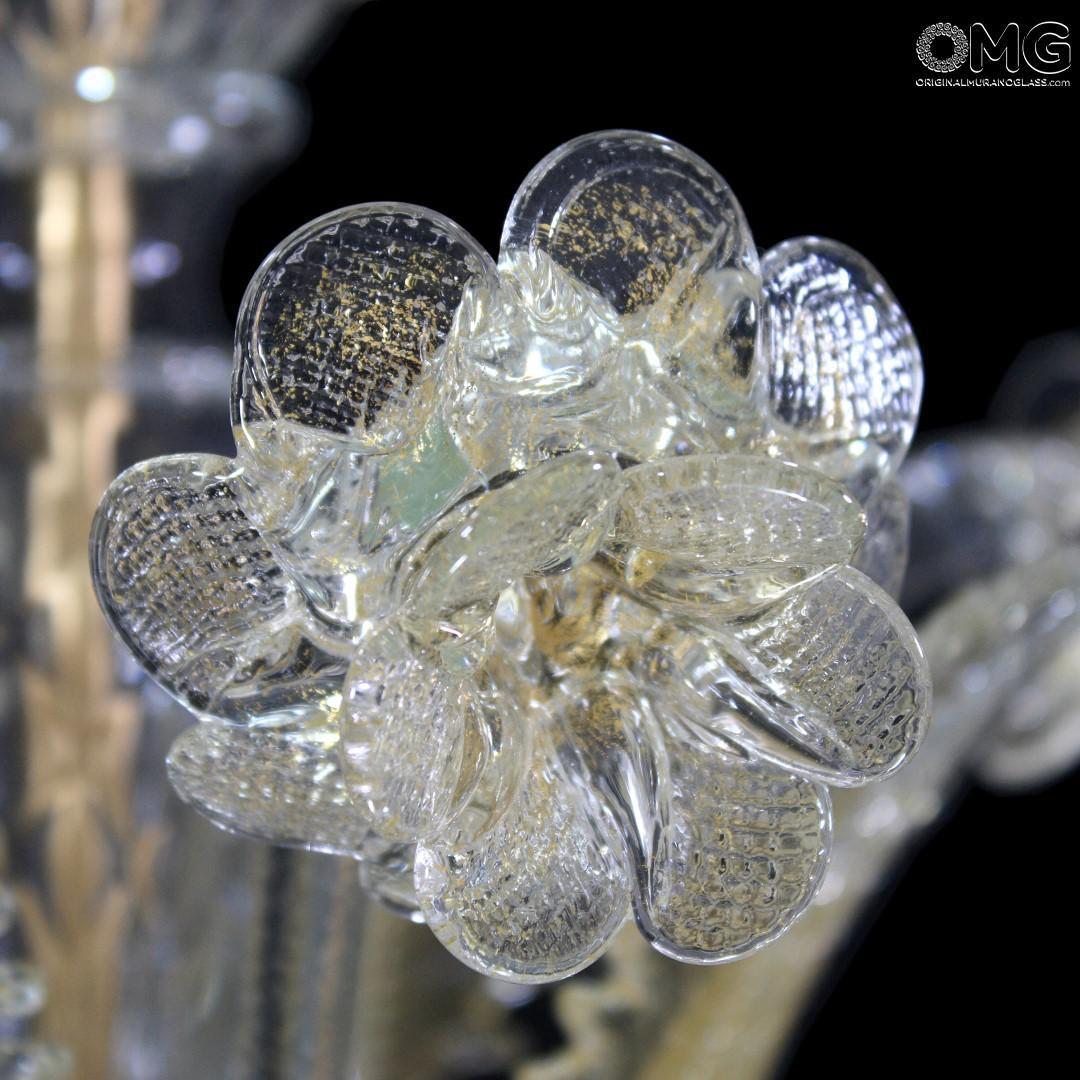 Chandelier Pompei - Classique - Murano Glass