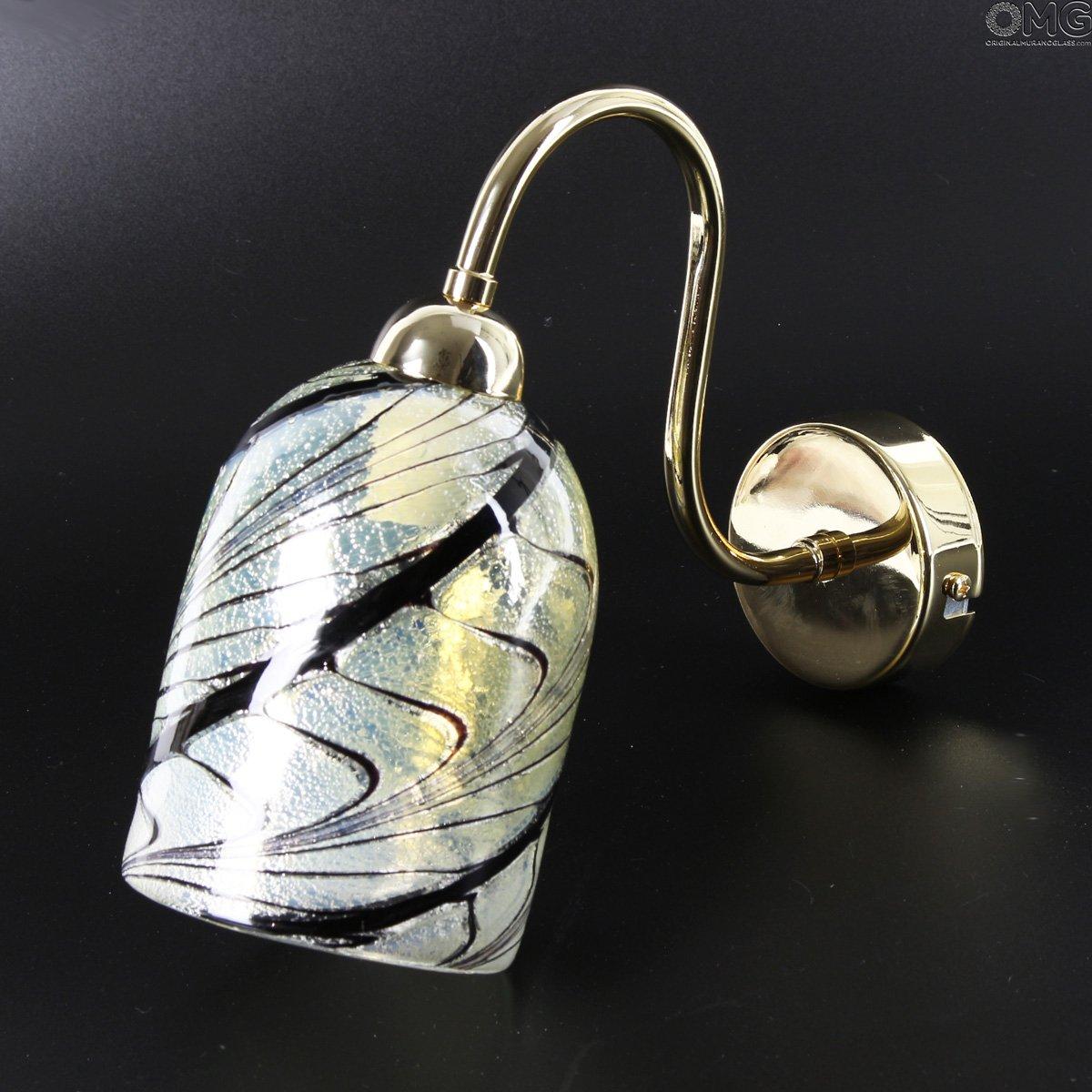 Wall Lamp Twister - Original Murano Glass