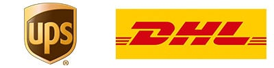 ups or dhl corriere