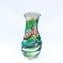 Vase Sbruffi - Mirrored Green - Original Murano Glass OMG