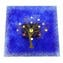 Table Clock - The Tree of Life - Original Murano Glass OMG